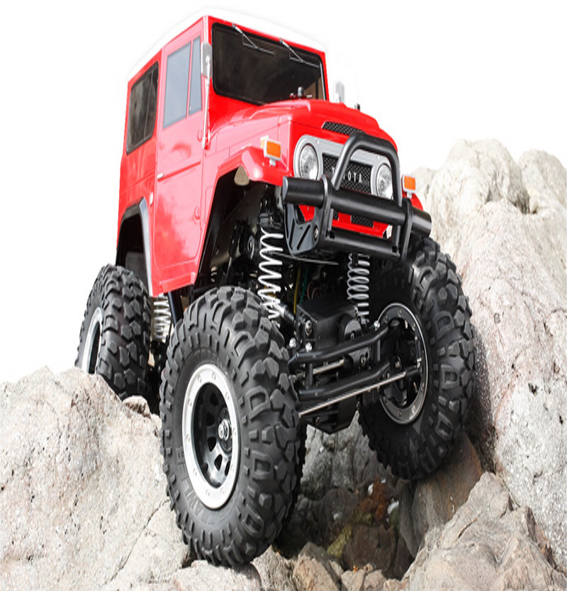 8RC Toyota Land Cruiser 40-CR01 [58405]