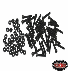 [Z-S0607]Humvee Beadlock 2.2 Wheel Replacement Screws (M2.5 x 14mm)