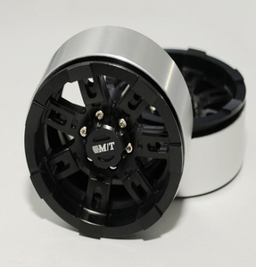 "[Z-Q0031]Mickey Thompson Sidebiter 2.2"" Single Internal Beadlock Wheel"