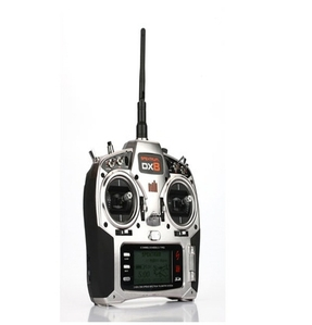 [Spektrum] DX8 Transmitter (w/AR8000/TM1000) - Mode.1
