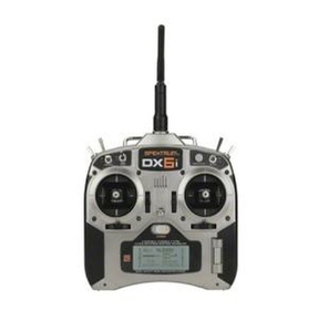 Spektrum DX6i Channel Full Range (w/o Servos, Mode1) - 2.4GHz