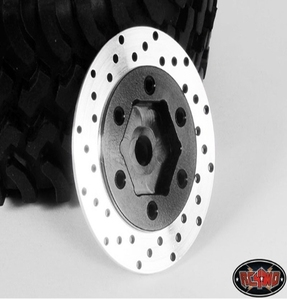 [Z-S0529]1.5 & 1.7 Steel Wheel Hex Hub with Brake Rotor