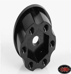 "[Z-S0774]1.9"" 6 Lug Steel Wheel Hex Hub +3 Offset"