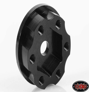 "[ Z-S0779]1.9"" 6 Lug Steel Wheel Hex Hub +6 Offset"