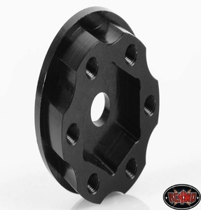 "[ Z-S0779 ]1.9"" 6 Lug Steel Wheel Hex Hub +6 Offset"