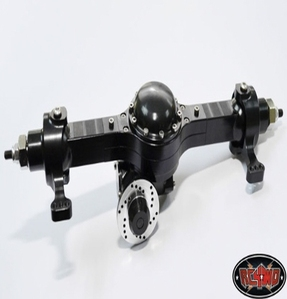 [RC4WD]Blackwell X1 Front Scale Axle (Black)