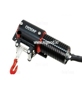 Super Winch 7.2V / 5kg For 1/10 Rock Crawler Red