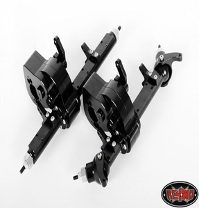 [Z-A0004]Bully Light Weight Comp 2.2 F&R Axle Set