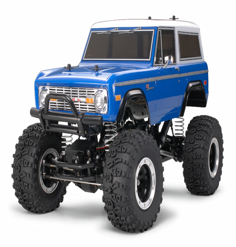 [58436] Ford Bronco (1973)  1/10