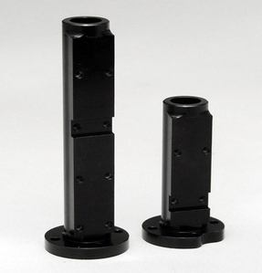 [ Z-S0071]Bully Light Weight Rear Axle Tubes (Black)