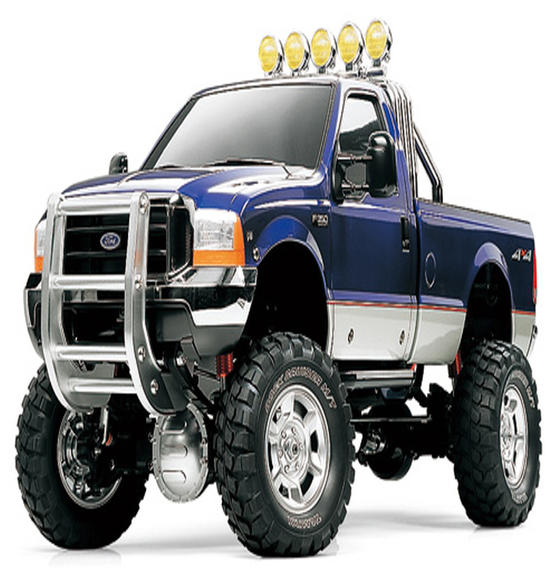 [58372] RC FORD F-350 High-Lift 1/10