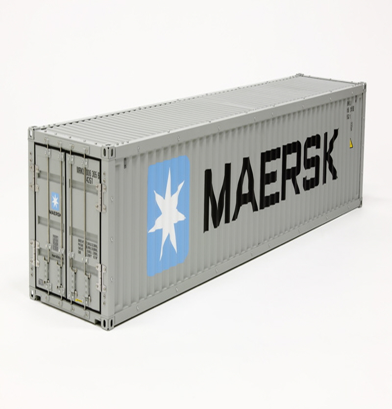 [56516]RC Maersk 40' Container - For Semi Trailer 1/14
