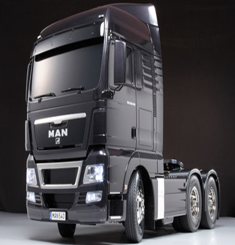 [56325]  RC MAN TGX 26.540 6x4 XLX  1/14