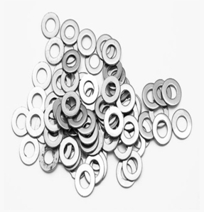 [Z-S0450]6mm Stainless Steel Washer (10)