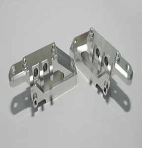 [Z-S0587]Upper 4 link Mount Set for Axial Wraith (Silver)