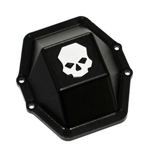 [Z-S0608]Ballistic Fabrications Diff Cover for Axial Wraith (Wraith, Ridgecrest)