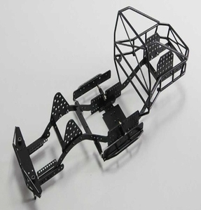 [ Z-C0023]Boyer 1/10 Scale Truggy Chassis