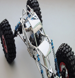[Z-C0012]DMG Chrome Tube Chassis for Diablo Crawler