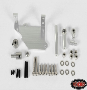 [Z-S0566]Sideway R2 1 & 2 Speed Servo Mount & Steering Kit
