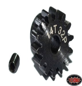 [Z-S0430]14 Tooth 32 Pitch Pinion Gear for R3 Transmission
