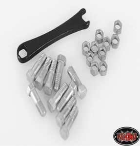 [VVV-S0046]Ultra Scale Hardened Steel Driveshaft Hardware & Wrench