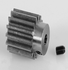 [Z-G0018]15 Tooth 32 Pitch Long Pinion Gear