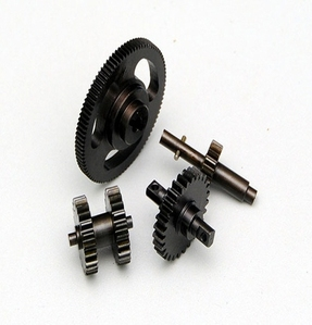 [Z-S0049]Hardened Steel Transmission Gears for HPI Wheely and Crawler King