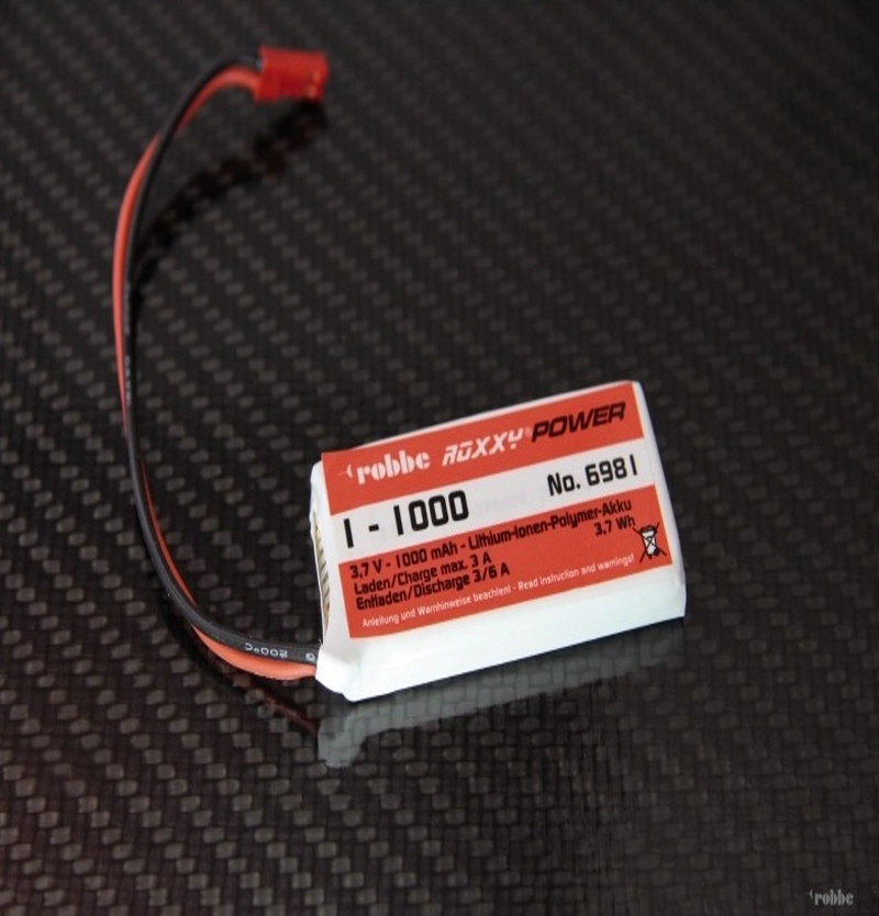 [해외]ROXXY® POWER 1S 1000mAh 15C
