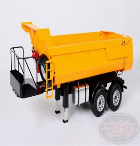 [VV-JD00006]1/14 Earth Mover 490 Hydraulic Semi End Dump (Tipper)