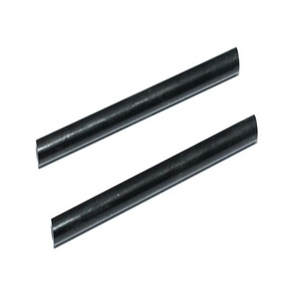 "[Z-S0310]98mm (3.85"") Internally Threaded Aluminum Link (Black)"