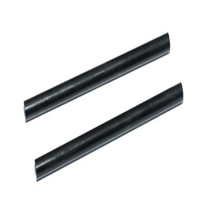 "[Z-S0311]92mm (3.62"") Internally Threaded Aluminum Link (Black)"