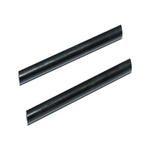 "[Z-S0312]87mm (3.43"") Internally Threaded Aluminum Link (Black)"