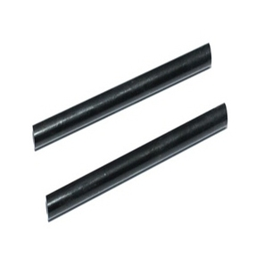 "[Z-S0314]74mm (2.91"") Internally Threaded Aluminum Link (Black)"