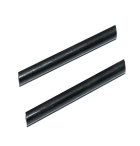 "[Z-S0315]71mm (2.80"") Internally Threaded Aluminum Link (Black)"