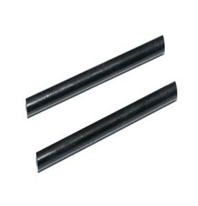 "[Z-S0316]65mm (2.56"") Internally Threaded Aluminum Link (Black)"