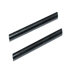 "[Z-S0318]60mm (2.36"") Internally Threaded Aluminum Link (Black)"