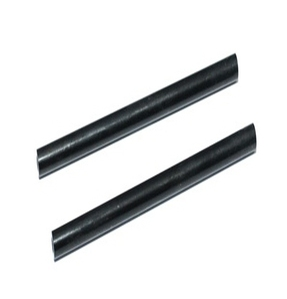 "[Z-S0321]47mm (1.85"") Internally Threaded Aluminum Link (Black)"