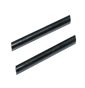 "[Z-S0324]31mm (1.22"") Internally Threaded Aluminum Link (Black)"