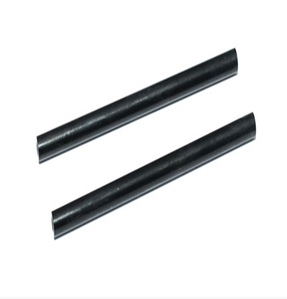 "[Z-S0325]27mm (1.06"") Internally Threaded Aluminum Link (Black)"
