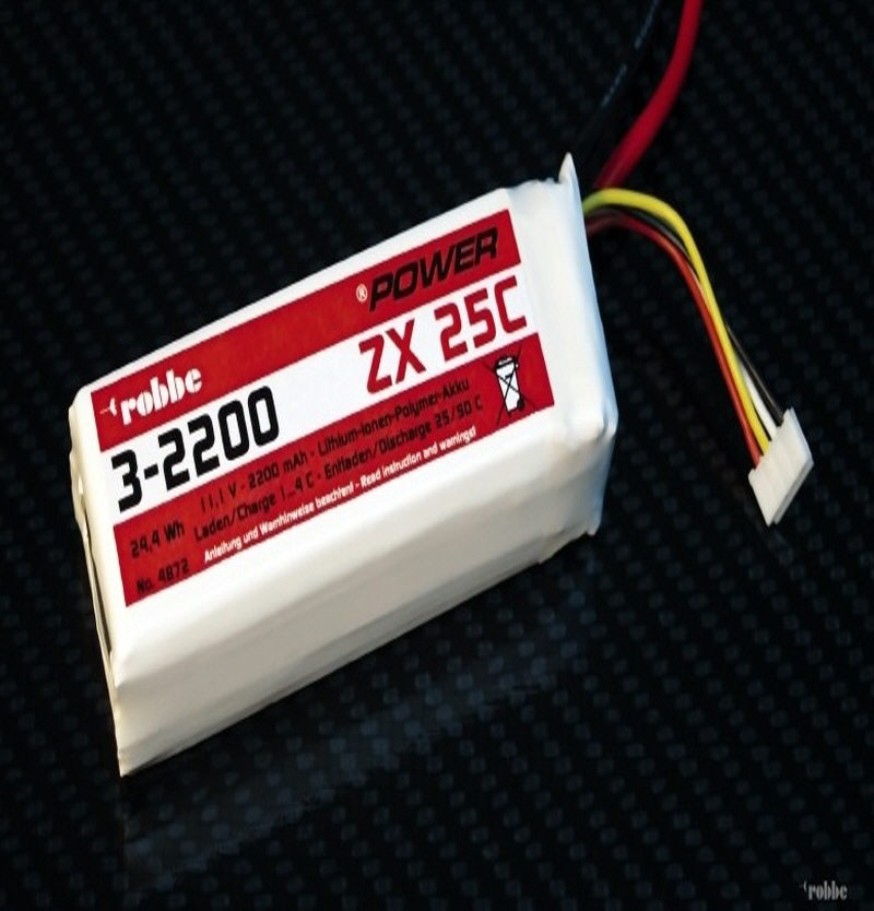 [해외]Roxxy-Power ZX 2S 2200mAh 25C