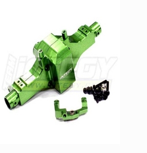 Alloy Gear Box Housing for Axial AX10 Scorpion C22931GREEN