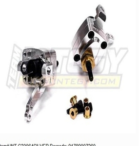 High Clearance Knuckle w/ Reduction Ratio for Axial AX10 Scorpion C23064SILVER