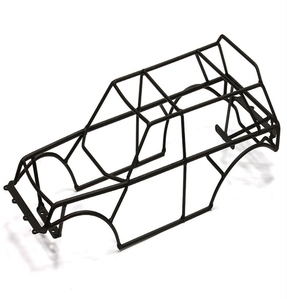 Steel Roll Cage for Traxxas 1/10 2WD Monster Jam Series C24695BLACK