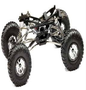 Billet Machined 1/10 Trail Racer 4WD All Terrain Scale Crawler ARTR C24966BLACKT1