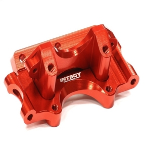 Billet Machined Front Bulkhead for 1/10 Traxxas Slash 2WD T8665RED