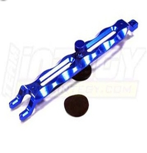 Billet Machined Universal Battery Hold-Down for Traxxas 1/10 Slash 4X4 & 2WD T8536BLUE [