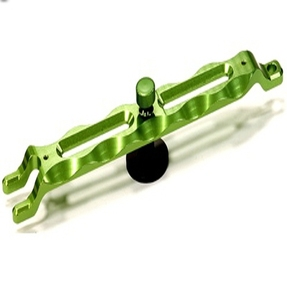 Billet Machined Universal Battery Hold-Down for Traxxas 1/10 Slash 4X4 & 2WD T8536GREEN