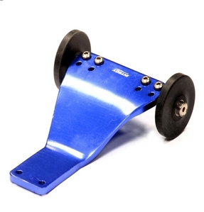 Willy Bar for Traxxas 1/10 Electric Rustler, Bandit & Slash 2WD T8050BLUE