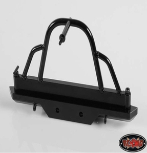 [Z-S0959]Rampage Recovery Rear Bumper with Swing Away Tire Carrier