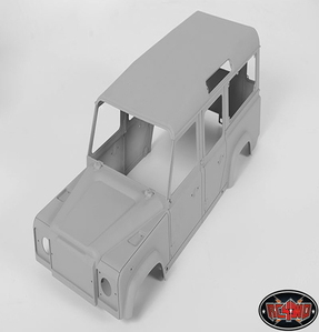 [Z-B0064]1/10 Land Rover Defender D110 Hard Plastic Body Kit